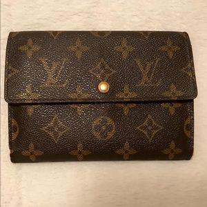 Louis Vuitton Porte Tresor Etui Papiers Wallet